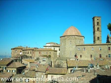 Volterra, ciudad de vampiros!