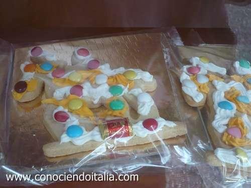 Dulce de San Martín