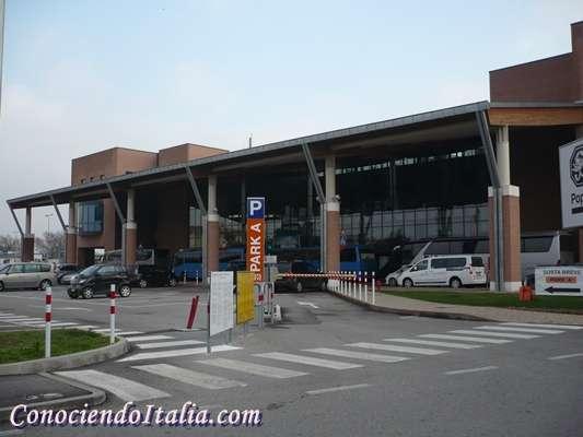 Aeropuerto de Venecia-Treviso (TSF) – Cómo llegar a Venecia