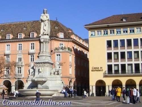 Plaza Walther, Bolzano
