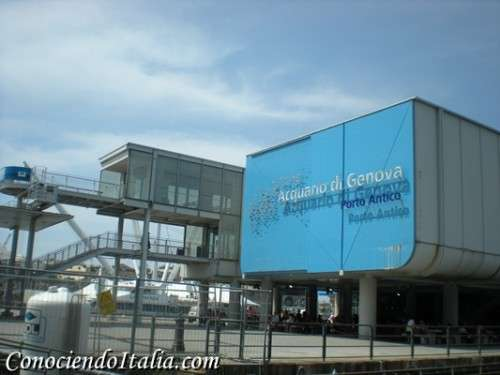 Acuario de Génova