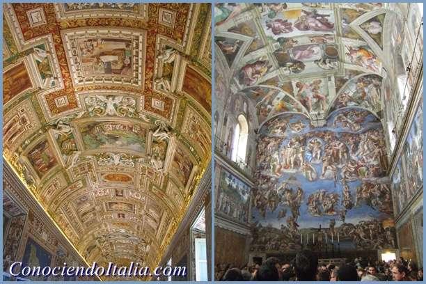 Museos Vaticanos - Que ver en Roma