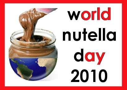 Día internacional de la Nutella