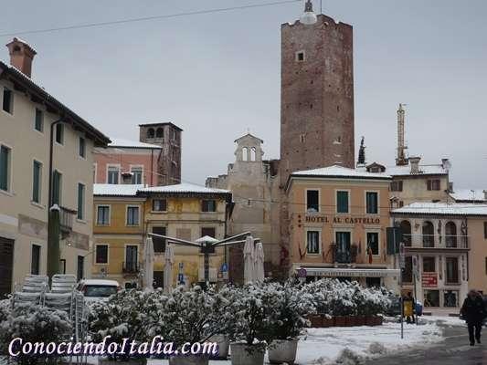 """Bassano del Grappa – Que ver en la ciudad del famoso licor """"Grappa"""""""