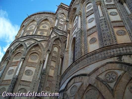 que ver en Monreale - La Catedral