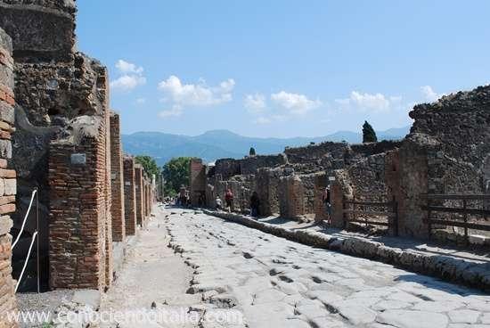 Visitar Pompeya en un día – Entradas, horarios y precios
