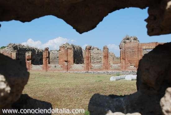Cómo ir de Roma a Pompeya – Tren, autobús, auto