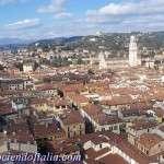 Fotos de Verona desde la Torre dei Lamberti