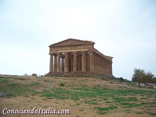 Valle de los Templos de Agrigento – Sicilia
