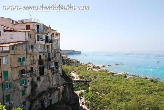 Donde alojarse en Tropea – Capo Vaticano – Zambrone y Parghelia