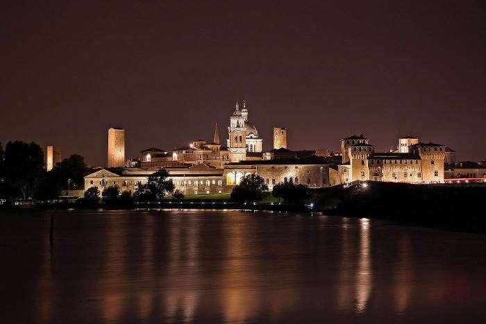 que ver en Mantova Mantua
