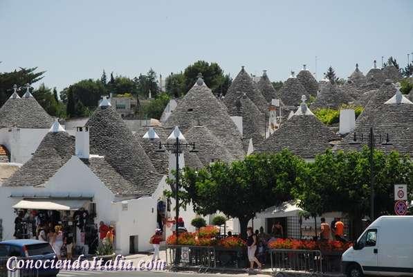 Fotos de la región Apulia (Puglia)
