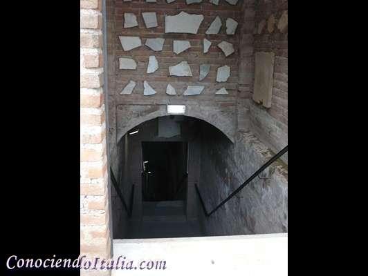 10 lugares subterráneos que visitar en Roma