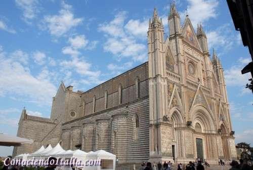 que ver y hacer en Orvieto