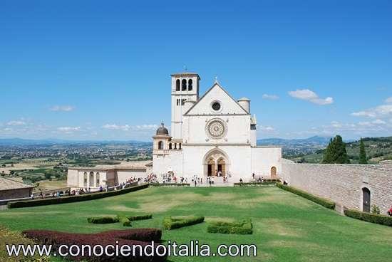 Que ver Asís (Assisi) – Ciudad de San Francisco