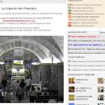 La Cripta de San Francisco de Asís Online – Envia tus oraciones por email