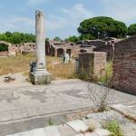 El Parque Arqueológico de Ostia Antica – Pequeña Pompeya en las cercanías de Roma