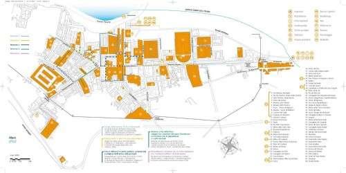 scavi-ostia-antica-mapa
