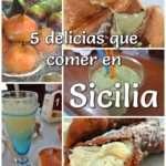 5 dulces que comer en Sicilia – Turismo gastronómico