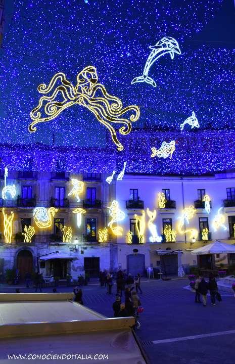 Salerno en Navidad