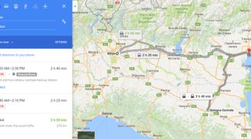 Cómo ir de Milán a Venecia en Tren, autobús, auto