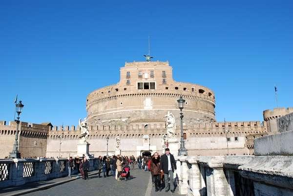 Castillo Sant Angelo Precio Horario Y Ubicación En Roma Conociendo Italia