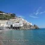 Fotos de la Costa Amalfitana – Pueblos, panorama, y atracciones turísticas