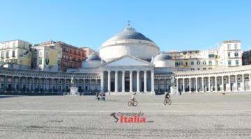Que ver y hacer en Nápoles en dos o tres días – Con itinerario y mapa