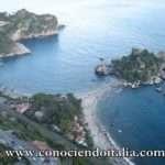 Isola Bella vista desde el alto