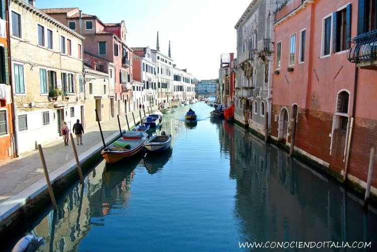 Venecia en nochevieja