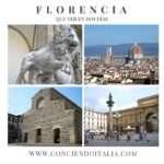 Florencia en 2 días – Que ver y hacer con Itinerario y mapa