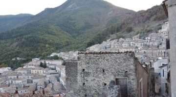 Morano Calabro – Fotos centro histórico