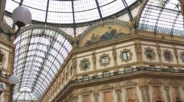 Galería Vittorio Emanuele II – Milán