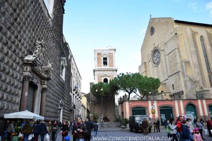 Complejo de Santa Clara - Spaccanapoli - Nápoles