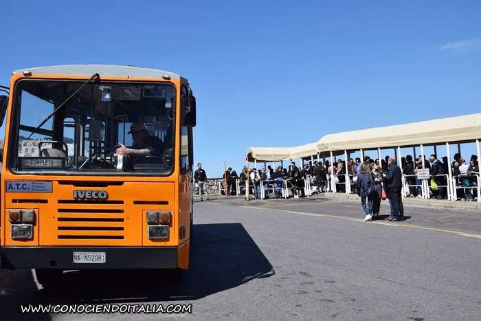 autobús isla de capri