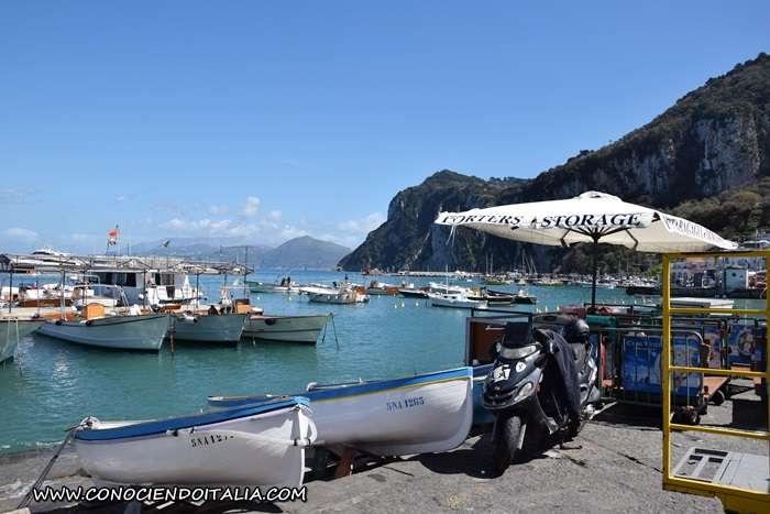 Marina Grande de Capri