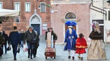 Fechas Carnaval Venecia 2019