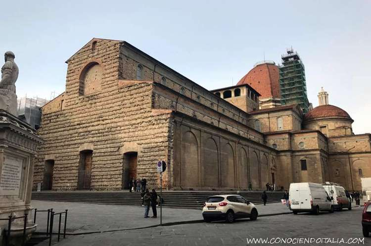 Basílica de San Lorenzo - Florencia