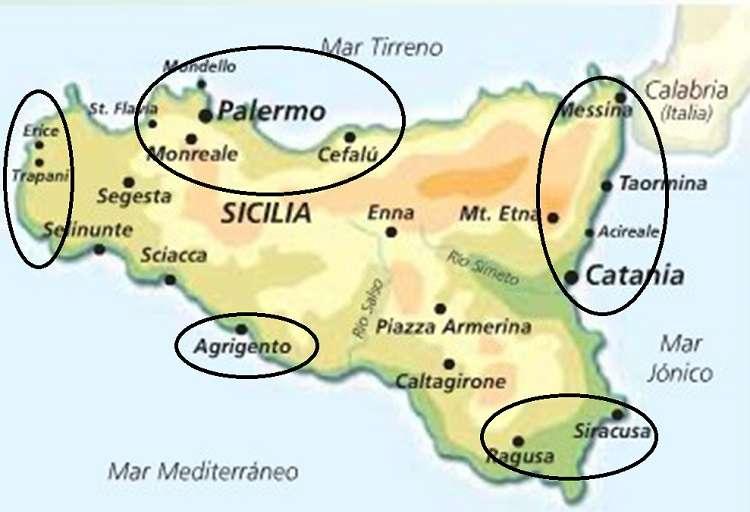 Donde Alojarse En Sicilia Mejores Zonas Y Hoteles Conociendo Italia