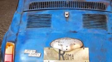 Como conducir en Roma – ZTL, multas, estacionamiento