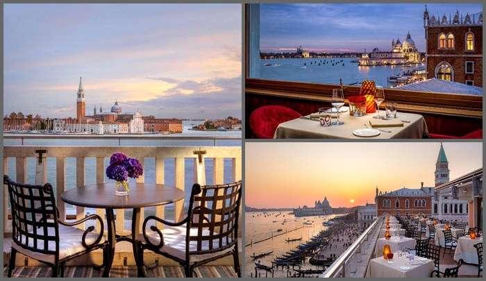 Hoteles 5 estrellas en Venecia