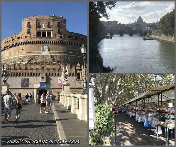 ruta un día en Roma