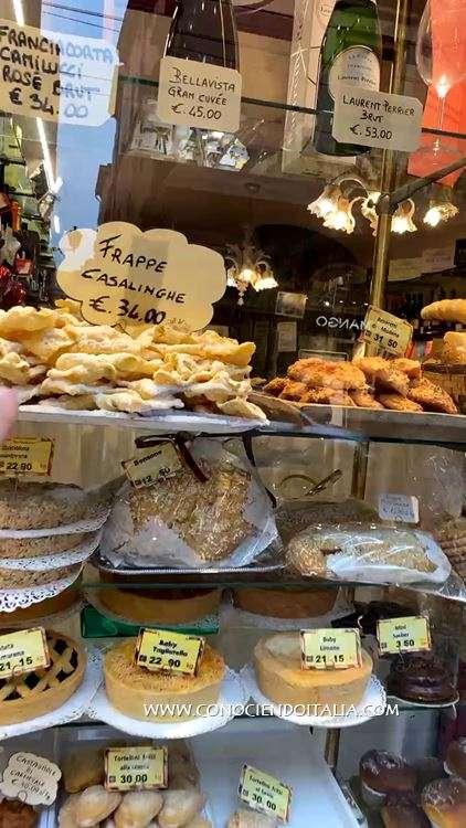 Productos que comer en Modena