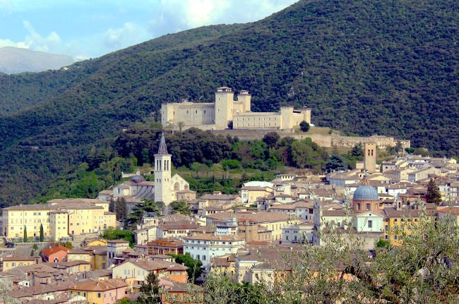 que ver en Spoleto